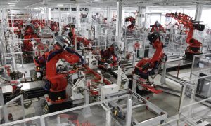 Tesla's Solar Factory Is Exporting Most of Its Cells: Document