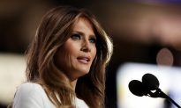 Melania Trump's Website Disappeared After Speculation About Her College Degree