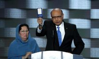 Father of Deceased Muslim US Army Captain Tells Trump 'You Have Sacrificed Nothing'