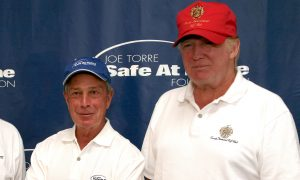 Trump Goes After Fellow Billionaire Bloomberg Over Comments at DNC Convention