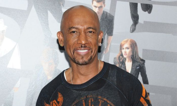 """In this May 21, 2013 file photo, Montel Williams attends the """"Now You See Me"""" premiere at AMC Lincoln Square, in New York. Williams' spokesman told The Associated Press that Williams was detained for about an hour at an airport in Frankfurt, Germany, Friday, July 29, 2016, after inadvertently leaving prescription marijuana powder in his luggage. (Photo by Evan Agostini/Invision/AP, File)"""
