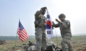 US, South Korea to Begin Military Drills Amid Virus Concern