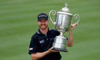 Walker Wins PGA Championship at Baltusrol