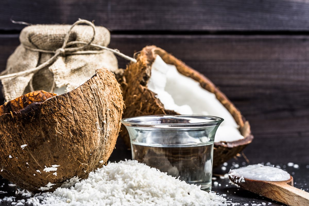 How Coconut Oil May Rescue The Brain From Alzheimer's Disease