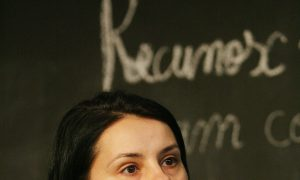 In Romania, a Play Shows Pain and Risk of Whistleblowers
