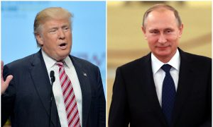 Trump Hopes to Work With Putin in Fight Against ISIS
