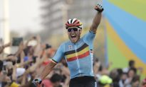 Greg Van Averamaet Wins Belgium Olympic Cycling Gold
