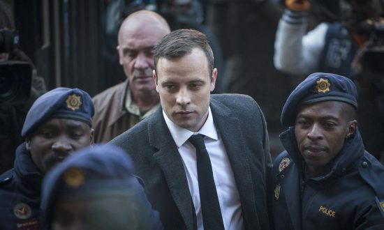 Oscar Pistorious Treated in Hospital for Wrist Injuries
