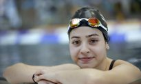 A Young Syrian Woman's Resilience Brings Her to Compete in the Olympic Games