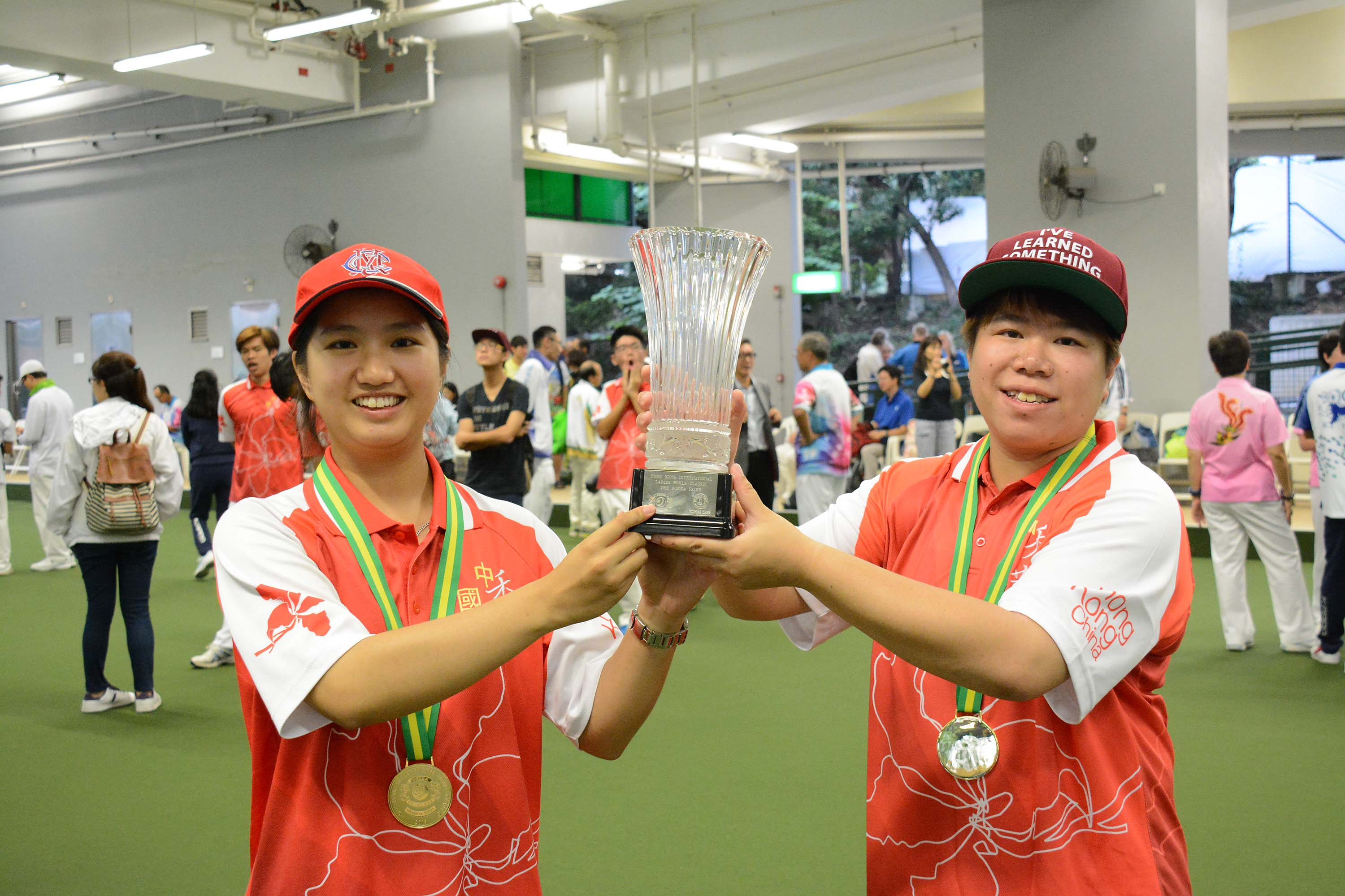 Amy Yip Playboy lawn bowls classic kicks off with qualifying competitions