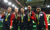 US Gymnasts Refuse to Leave Without Gold Medals After Fire Alarm at Olympic Village