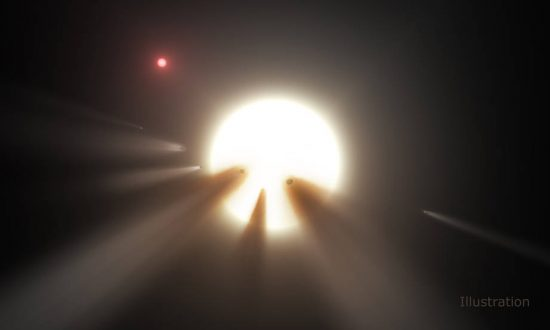 Mystery Unfolds Around Purported 'Alien Megastructure' Orbiting Star