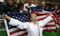 Kayla Harrison Defends Olympic Judo Title in Rio