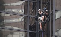 Trump Tower Climber Charged