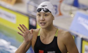 Swimmer Chen Xinyi of China Tests Positive at Rio Olympics