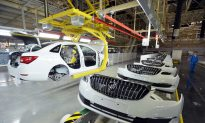 China Auto Sales Jump on Tax Incentives, Prior Year Comp