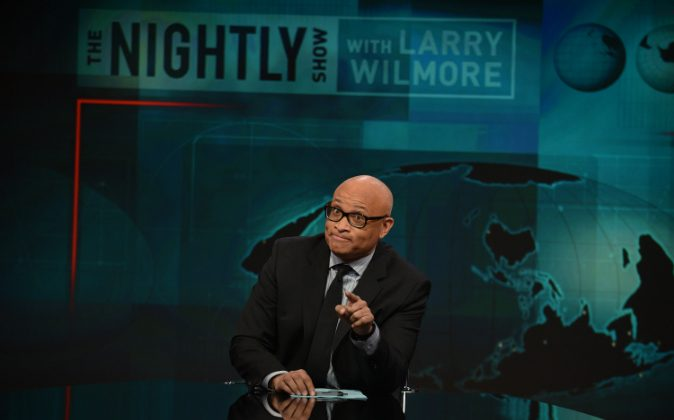 'The Nightly Show With Larry Wilmore' was canceled by Comedy Central. (Bryan Bedder/Getty Images for Comedy Central)