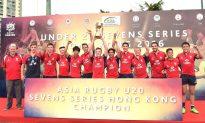 Hong Kong Men Surge to Cup Win, Sri Lanka Take Series Title