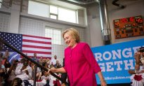 Clinton Leads in Virginia by 14 Points but Still Viewed as 'Unfavorable' by Many