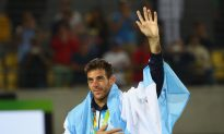 Del Potro Honors His Name