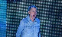 Ellen DeGeneres Faces Racism Accusations Over Usain Bolt Meme