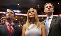 Ivanka Trump's Brother-in-Law Won't Vote for Donald Trump