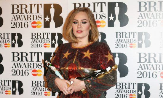 Adele Reschedules Date For Canceled Phoenix Show