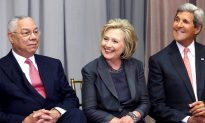 Colin Powell Says He Has No Recollection of Dinner Conversation With Hillary Clinton