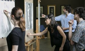 Florence Academy of Art Bridges Old and New in the US