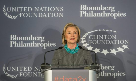 Clinton Foundation Donors Requested Access, Favors From Secretary of State, New Emails Show