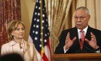 Colin Powell Says Clinton Trying to Pin Her Use of Private Email Server on Him