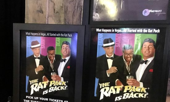 The Memory of all That: Can you Still Find Sinatra in Vegas?