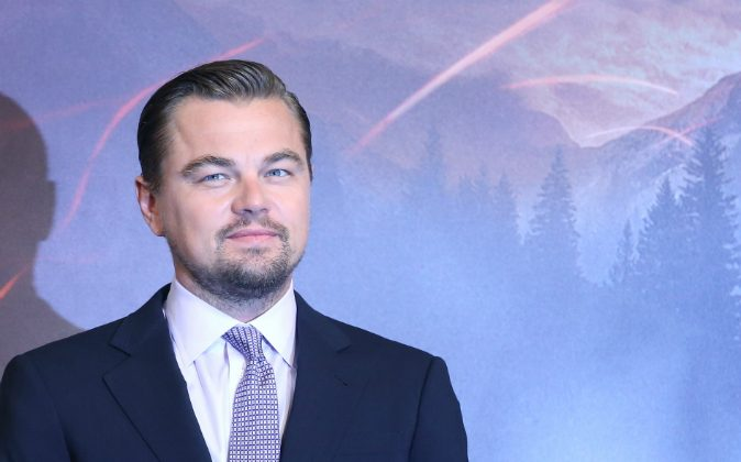 Leonardo DiCaprio attends the press conference for 'The Revenant' at the Ritz Carlton on March 23, 2016 in Tokyo, Japan. (Yuriko Nakao/Getty Images)