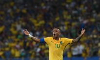 Neymar Is Brazil's Golden Boy