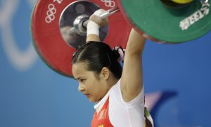 China Faces 1-year Ban From Weightlifting Over Doping