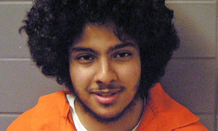 This undated file photo provided by the U.S. Marshal's office shows Chicago terrorism suspect Adel Daoud.  (U.S. Marshal's office via AP, File)