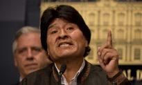 Bolivian President, Opposition Spar Over Official's Killing