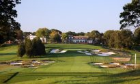 Barclays Bound for Bethpage Black