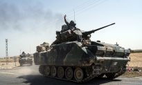 Turkish Tanks Cross Into Syria in 'New Phase' Against ISIS
