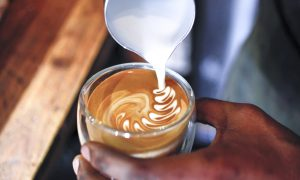 Three Coffees a Day Linked to Good Health