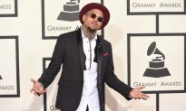 LAPD Searching Chris Brown's Home After Hours-Long Standoff