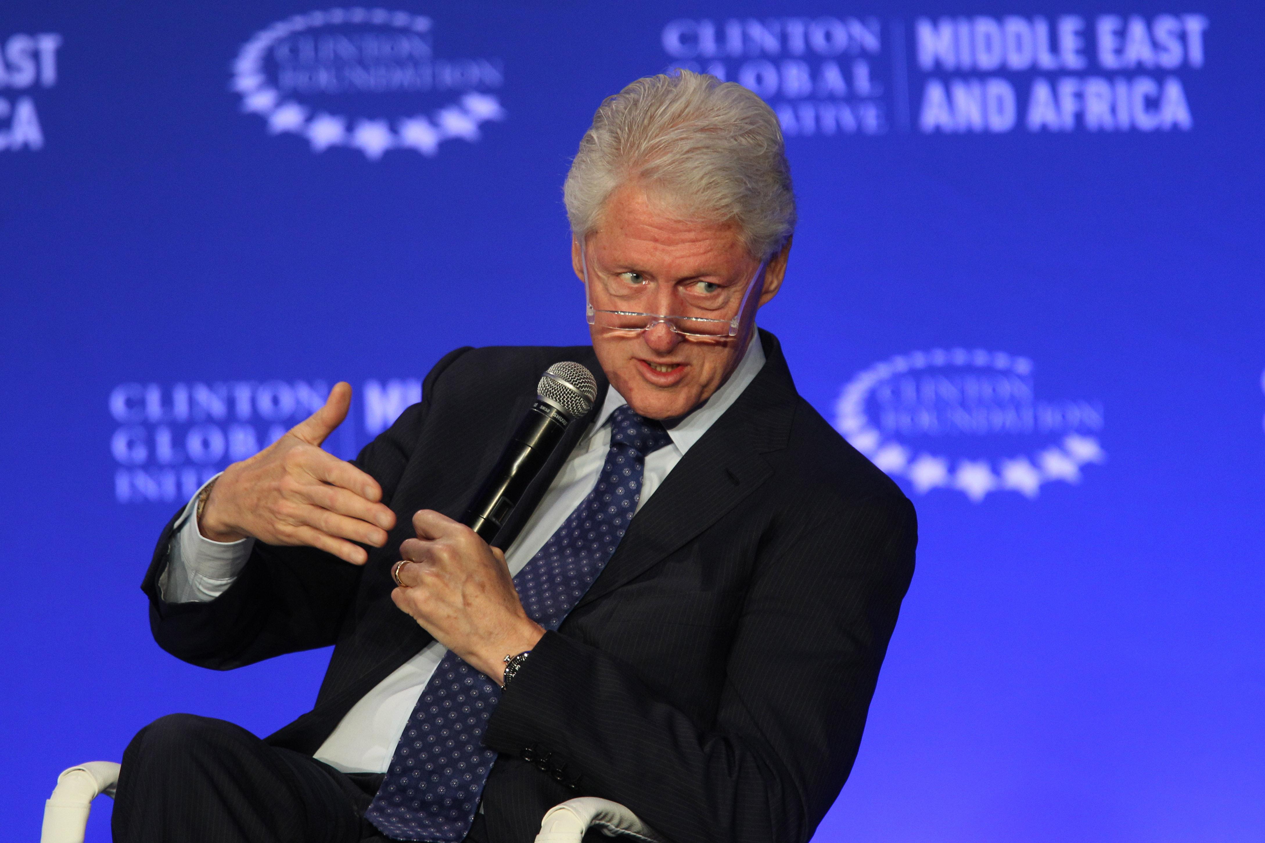 Bill Clinton Comments on Trump Impeachment