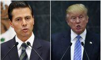 Mexican President Peña Nieto and Trump Feud on Twitter Over Who Will Pay for the Wall