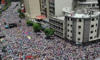 Up to a Million Take to Streets in Venezuela to Oust President