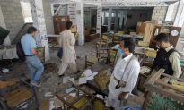 Militants Storm Charity Building in Afghan Capital