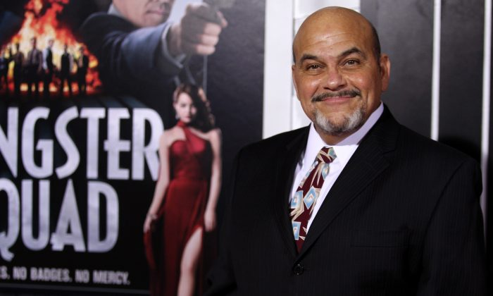 "Jon Polito attends the LA premiere of ""Gangster Squad"" at the Grauman's Chinese Theater in Los Angeles on Jan. 7, 2013. (Matt Sayles/Invision/AP)"