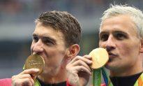 Michael Phelps Has 'Never Seen' Ryan Lochte's Dance Moves
