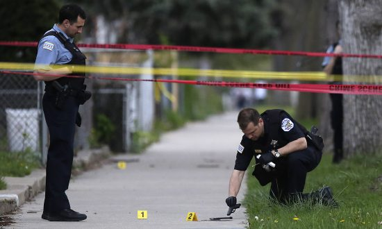 44 Shot, 9 Killed in Chicago Over Labor Day Weekend