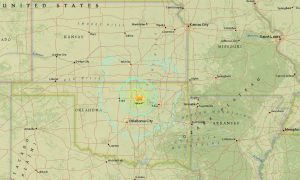 Damage Assessments Continue Following Oklahoma Earthquake