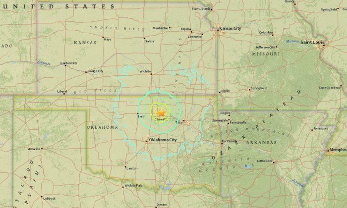 (USGS National Earthquake Information Center, PDE)